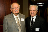 Donald Saunders Jr., Dean Richard Hoppmann